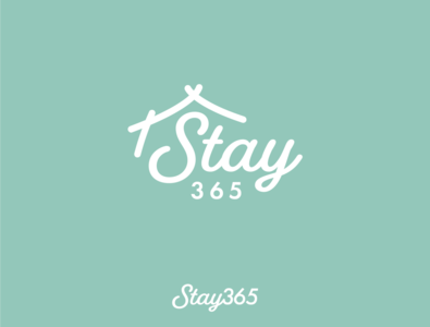 Stay365 vector monogram design typography graphic design branding logo freelance business freelance logo designer freelance graphic designer freelance design freelancer logo design