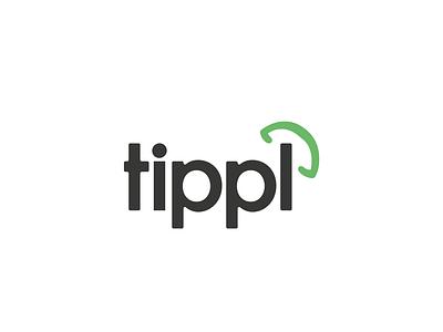 Tippl Initial Idea type freelance logo designer freelance logo designer freelance design typography logo design graphic design branding logo