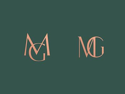MG Monogram monogram letter mark freelance logo designer freelance design type vector monogram design typography logo design graphic design branding logo monogram logo