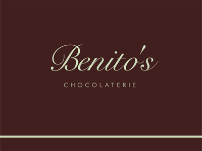 Chocolaterie logo freelance design type vector monogram design typography logo design graphic design branding logo