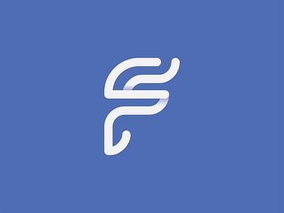 F Logo freelance logo designer freelance design vector monogram design typography logo design graphic design branding logo