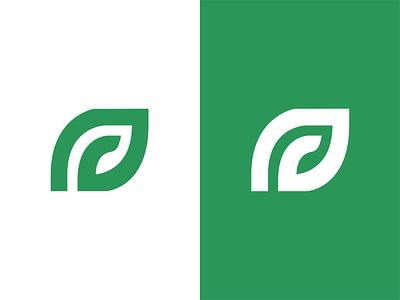 Leaf + A Logo leaf logo leaf a logo ui vector illustration monogram design typography logo design graphic design branding logo