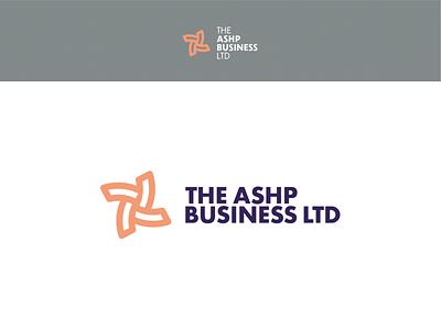 ASHP Unused Concept vector logo vector ui illustration monogram freelance logo designer freelancer modern logo design modern branding modern design typography logo design graphic design branding logo