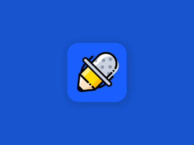 #005 App Icon ui notability app icon 100 days of ui 005