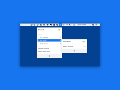 #015 On/Off Switch ui redesign apple macos onoff switch 100 days of ui 015
