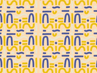 70s Aztec surface seamless pattern design / illustration illustration pattern design pattern seamless pattern surface pattern aztec 70s