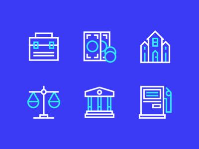 Client Line Icons