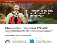 Updated home page for resmarksystems.com