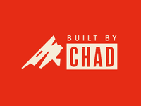 Built by Chad Logo