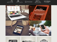 Responsive Web Design for Resmark Interactive