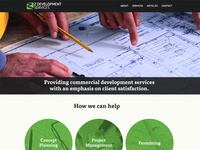 Web Design for Z-Development Services