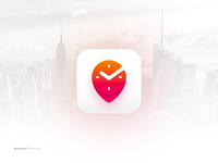 Wanderry™ /  App Icon