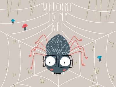 welcome to my net