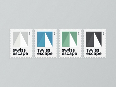 Swiss Escape — Stamps