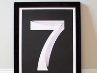Seven poster