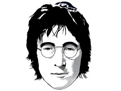 Lennon illustration john lennon