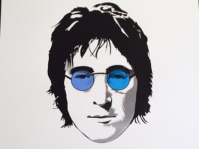 Lennon 2 illustration john lennon