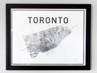 Toronto Print