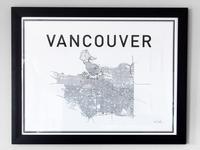 Vancouver Print