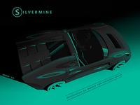 Silvermine 11SR   |   developing the exterior design
