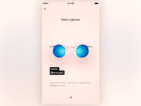 Pure Design Glasses App