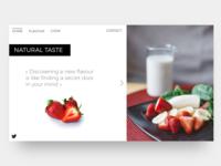 Natural Taste Home Page