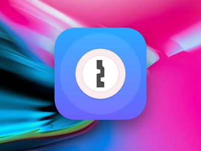iOS password app icon