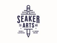 Seaker Arts Logo