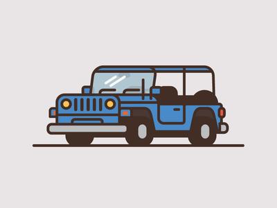 Jeep #1