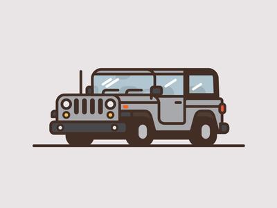 Jeep #2