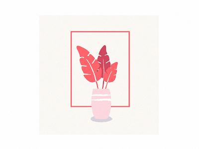 Plant 2 still life texture spot illustration plant
