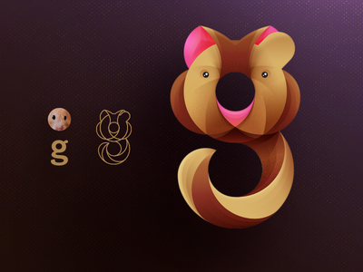 G is for Gerbil
