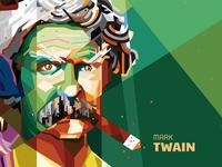 Samuel Clemens —aka Mark Twain