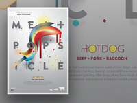 Meat Popsicle Poster
