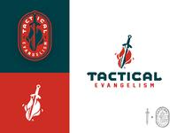Tactical Evangelism Logo