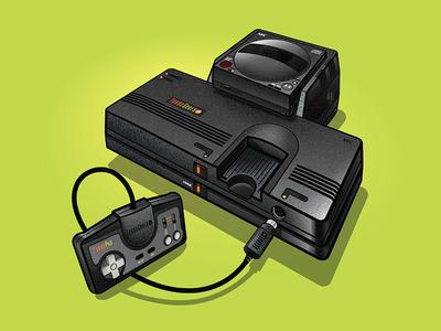 TurboGrafx-16 Console