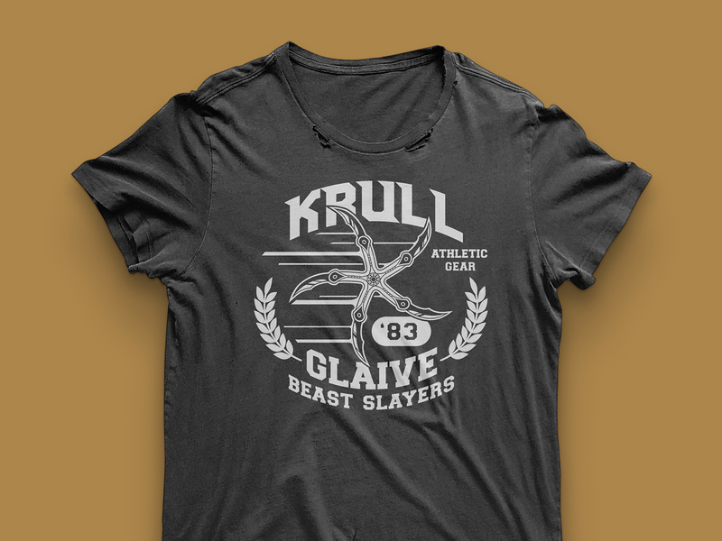 Krull Vintage Shirt Graphic
