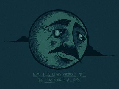 Dead Moon void of course magnolia electric company songs:ohia jason molina