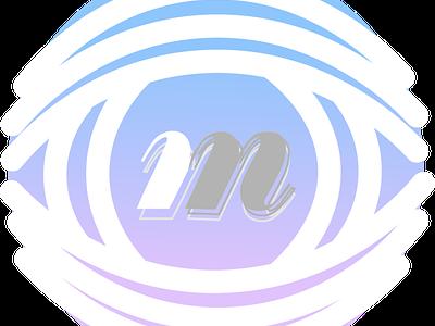 app icon ( Macnet) branding minimal app icon ui dailyuichallenge