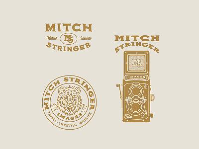 Mitch Stringer Images graphic design type typography travel lifestyle nature bear photography camera handmade illustration design