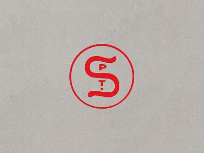 Secondary Logo Mark graphic design type design letter lettering monogram california