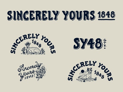 Sincerely Yours 1848