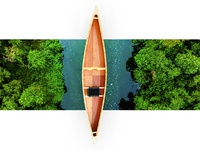 Cover Presentation - John's Kayak
