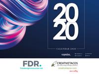 Digital Art Calendar 2020 by Nopeidea® - Collaborations