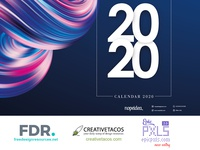 Digital Art Calendar 2020 by Nopeidea® - Collaborations Extended