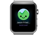 Basecamp pinged you