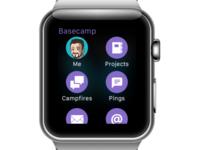 Basecamp Watchkit