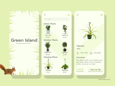 Plant App Design uidesignpatterns digitaldesign userexperience interface landingpage flatdesign graphicdesign webdesign uxdesign uidesign dribbblers uitrends minimal behance illustration logo dailyui ui animation innovationsync