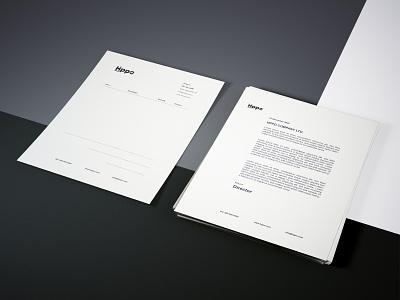 Hppo. graphic design illustration design 2021 logo brand identity design modern brand identity visual identity branding