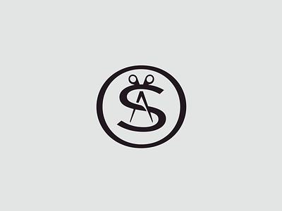 A cut below the rest branding and identity mark icon symbol lettering illustration vector typography graphic mark design brand icon branding design insignia monogram branding logo
